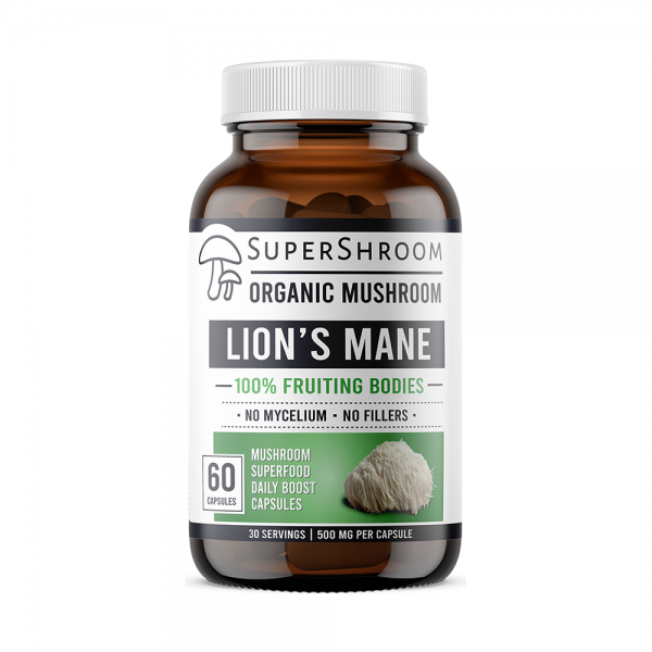 Lions Mane Supplement