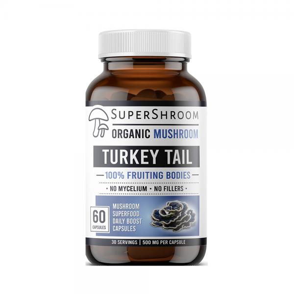 Turkey Tail Supplement